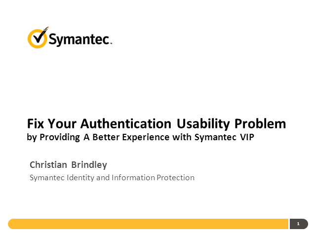 How to Fix Your Authentication Usability Problems