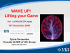 Wake Up! Lifting your Game - NLP to improve workplace behaviours