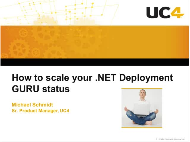 How to Scale Your .NET Deployment Guru Status