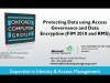 Protecting Data Using Access Governance and Data Encryption (FIM 2010 & RMS)