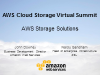 AWS Cloud Storage Solutions