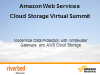 Modernize Data Protection with Whitewater Gateways and AWS Cloud Storage