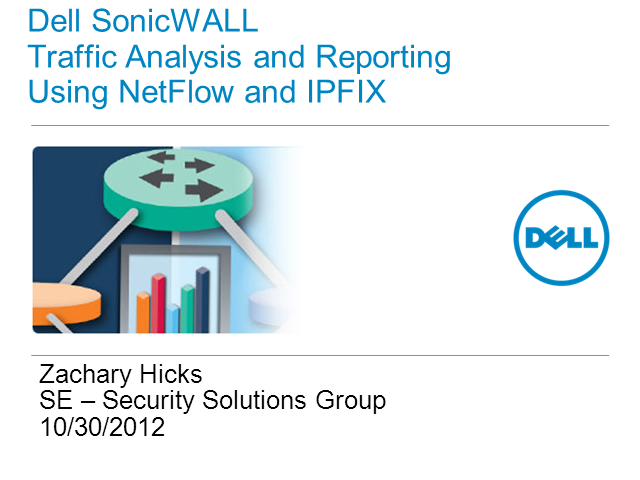 Traffic Analysis and Reporting Using Netflow and IPFIX