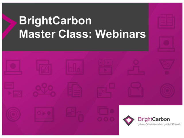 Presentations Online: How to Get More from Your Webinars