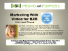 Marketing With Video for B2B