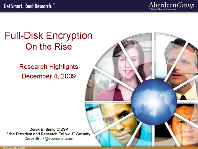 Full-Disk Encryption: On the Rise