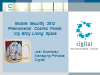 Mobile Security 2012: Phenomenal Cosmic Power, Itty Bitty Living Space