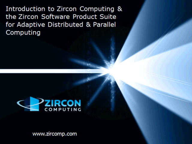 Developing Mission-Critical Applications with Zircon's Middleware