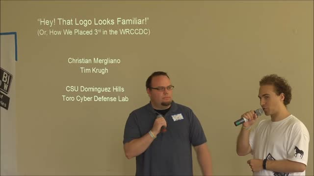 That logo looks familiar! (Or how we placed 3rd in the WRCCDC 2012)