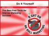 Free and Do It Yourself: Top Tools for Internet Marketing
