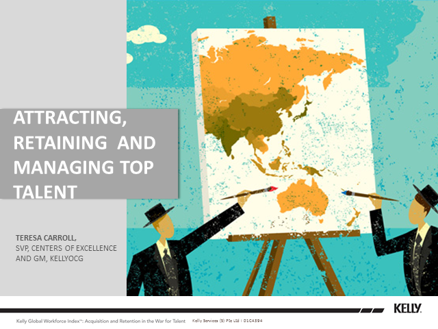 Attracting, Retaining and Managing Top Talent