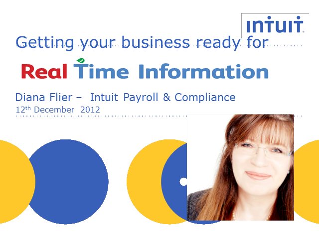 Getting your Business ready for PAYE - Real Time Information
