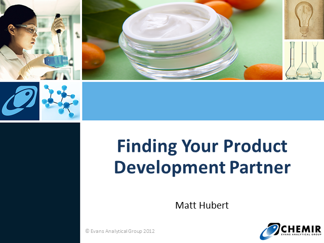 Finding Your Product Development Partner