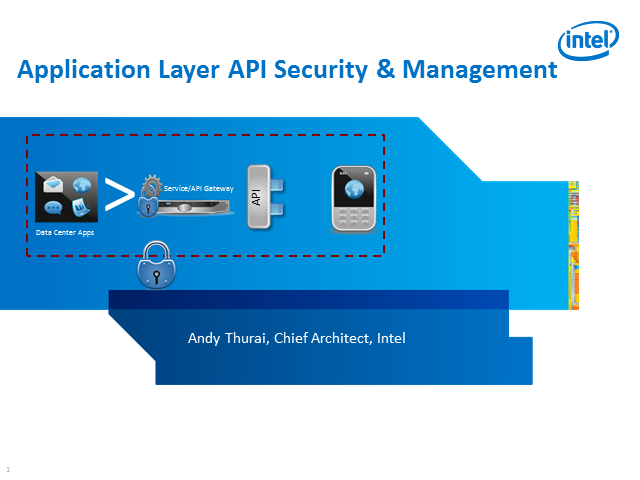 Application Layer API Security & Management
