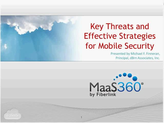 Squashing the Top 5 Mobile Security Threats