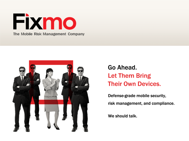 Addressing Mobile Security and Compliance Through Mobile Risk Management