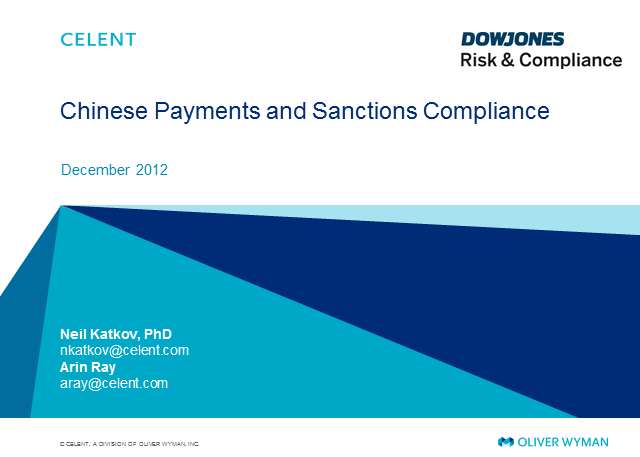 Are Chinese Commercial Codes Creating a Gap in Your Compliance Program?