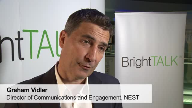 Interview with Graham Vidler from NEST