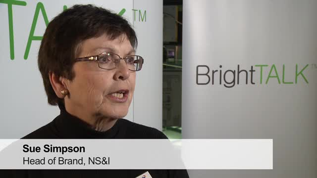 Interview with Sue Simpson of NS&I
