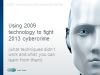 5 Reasons why a 2009 Antivirus Solution Doesn't Protect you From 2013 Threats