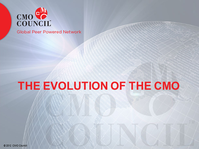 The Evolution of the CMO