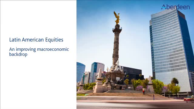 Latin American Equities - VIDEO