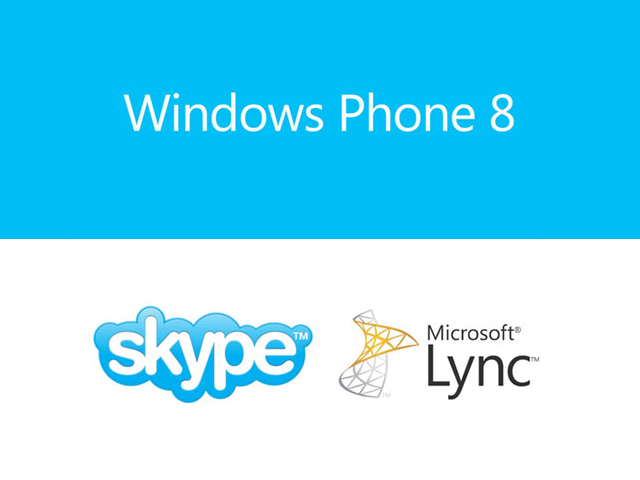 Windows Phone 8 & Unified communication with Lync and Skype