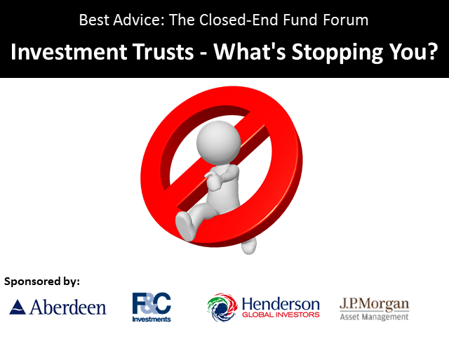 Investment Trusts - What's Stopping You?