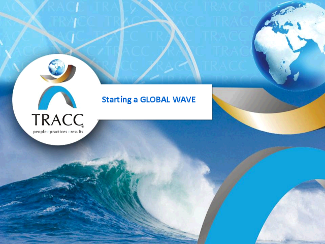 TRACC Products Marketing Wave - United Sates and LATAM