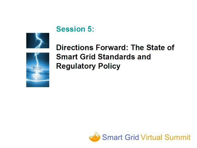Directions Forward: Smart Grid Standards and Regulatory Policy