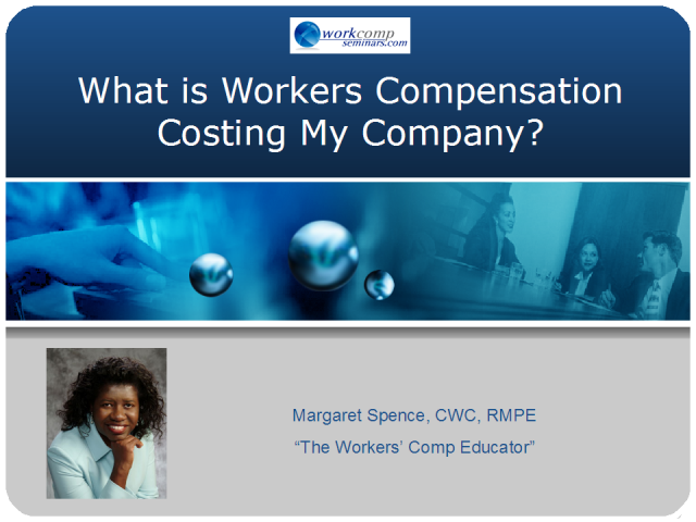 Workers Compensation Injuries - Impact on Business Profitability