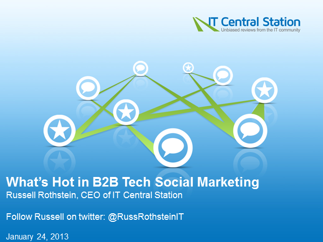 What's Hot in B2B Social Media Marketing: 5 Tactics to Build a Lead Gen Machine