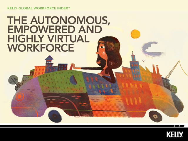The Autonomous, Empowered and Highly Virtual Workforce