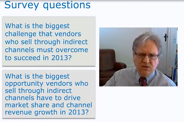 Research outcomes 2013 channel challenges and opportunities