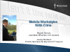 Mobility and Workshifting with Citrix!