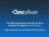 Use ITSM Investment to Extend into the IT ecosystem & Support Service Delivery