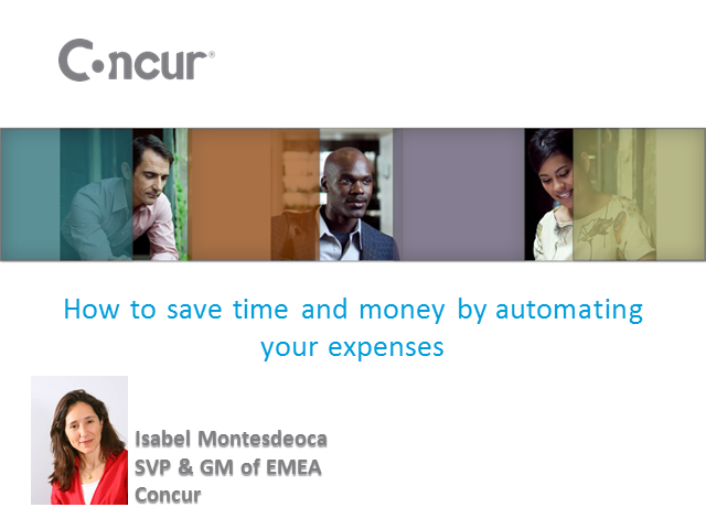 How to save time and money by automating your expenses