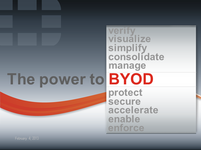 How to Make Your Security 'Aware' in a BYOD World?