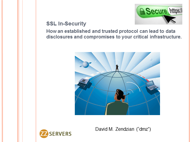 SSL: Trusted Protocols Can Lead to Disclosures & Compromises