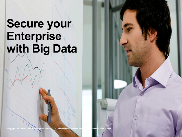 Secure your Enterprise with Big Data