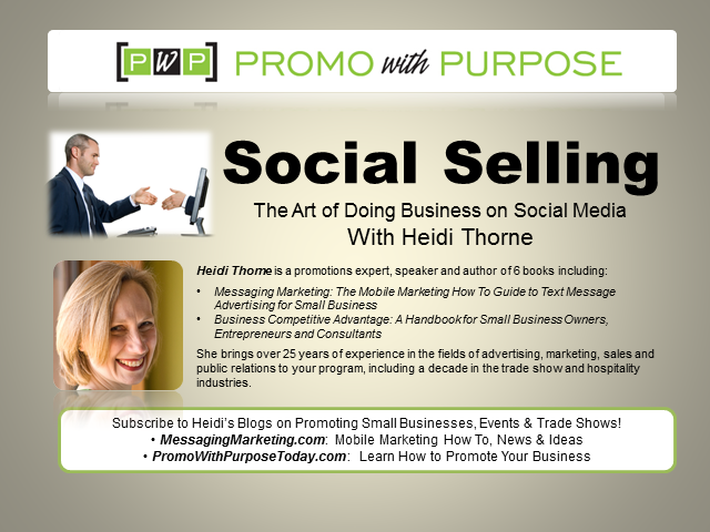Social Selling: The Art of Doing Business on Social Media