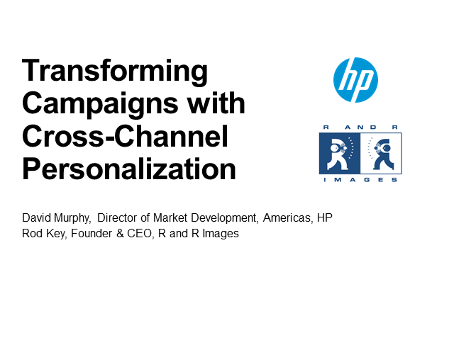 Transforming Campaigns With Cross-Channel Personalization