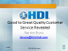 Good to Great: Quality Customer Service Revealed