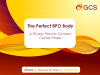 The Perfect BPO Body - A 90 Day Plan for Contact Center Fitness