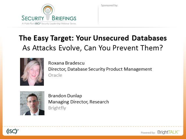 Security Briefing Part 2: As Attacks Evolve, Can You Prevent Them?