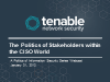 The Politics of Stakeholders within the CISO world