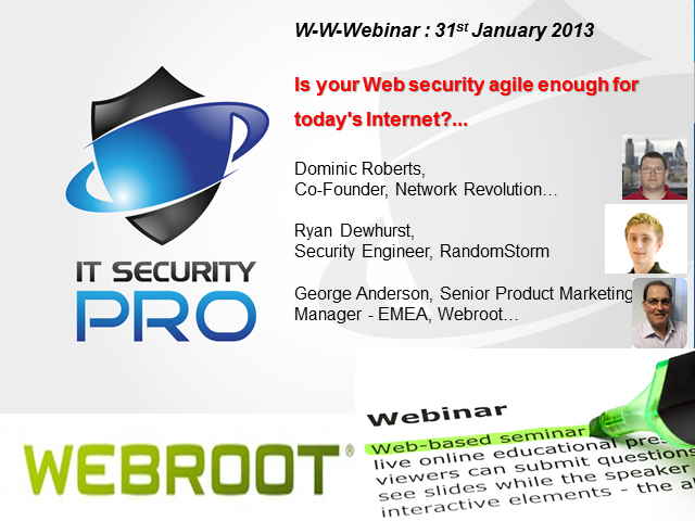 Is your Web security agile enough for today's Internet?