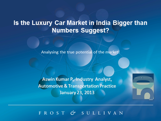 Is Luxury Car Market in India Bigger than the Numbers Suggest?