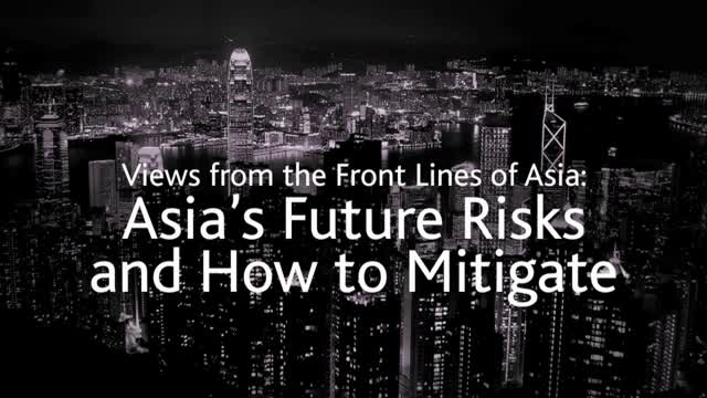 Asia's Future Risks and How to Mitigate