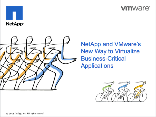 The New Way to Virtualize Business-Critical Applications